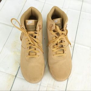 Nike Hoodland Suede Men's Lace-up Hiking Boots 14